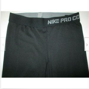 Nike Pro Combat Compression Cropped Tights Girls L